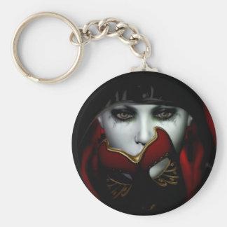Masquerade Keychain