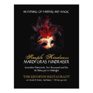 Masquerade | Mardi Gras Flyer