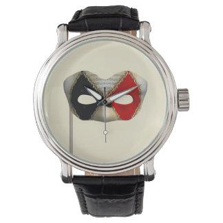 Masquerade Mask Watch