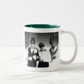 Masquerade Men Coffee Cup