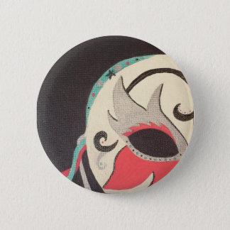 Masquerade Pin