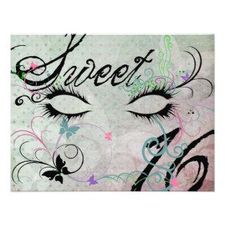 Masquerade Sweet 16 Invitations