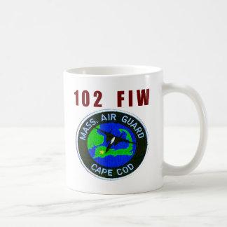 MASS ANG Cape Cod 102 FIW Coffee Mug