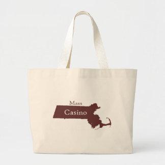 Mass Casino Store Jumbo Tote Bag