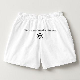 Mass Pants (boxer) Boxers