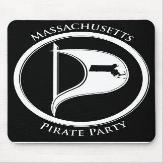 Mass Pirate Mouse Pad Dark