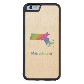 Massachusetts Carved Maple iPhone 6 Bumper Case
