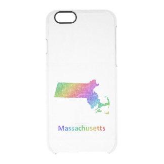 Massachusetts Clear iPhone 6/6S Case