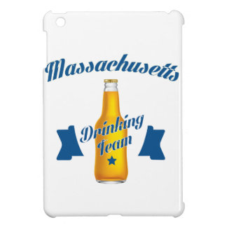 Massachusetts Drinking team iPad Mini Case