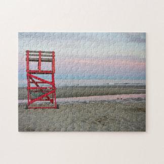 Massachusetts, Gloucester, Good Harbor Beach Jigsaw Puzzle