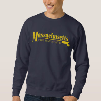 Massachusetts Gold Sweatshirt