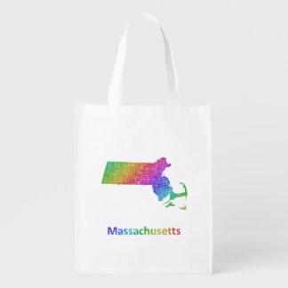 Massachusetts Grocery Bag