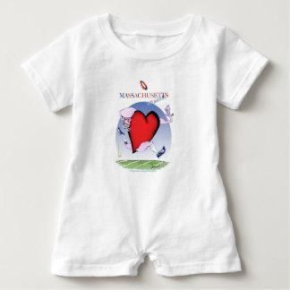 massachusetts head heart, tony fernandes baby romper