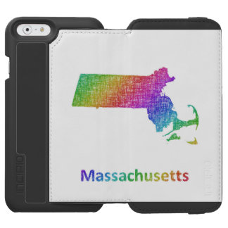 Massachusetts Incipio Watson™ iPhone 6 Wallet Case