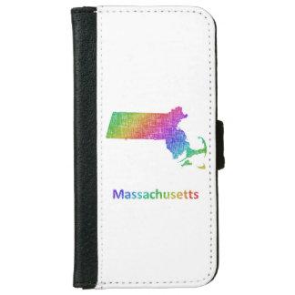 Massachusetts iPhone 6 Wallet Case