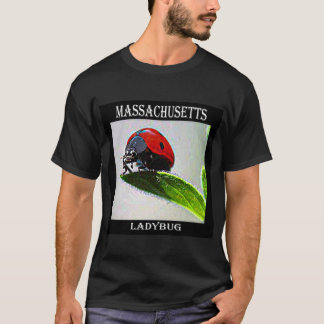 Massachusetts Ladybug T-Shirt