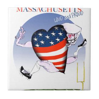 massachusetts loud and proud, tony fernandes tile