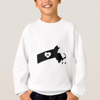 Massachusetts Love Sweatshirt