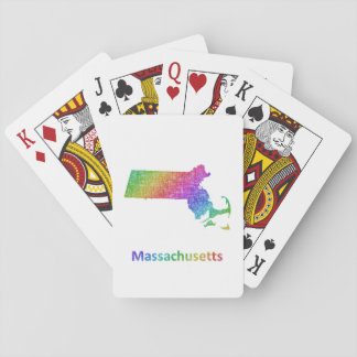 Massachusetts Playing Cards