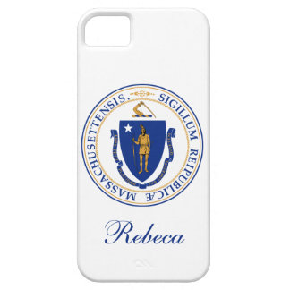 Massachusetts State Flag Case For The iPhone 5