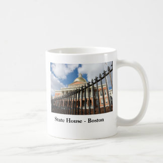 Massachusetts State House - Boston Coffee Mug