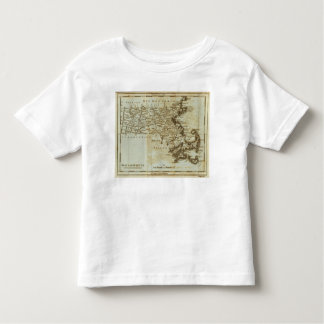 Massachusetts Toddler T-shirt