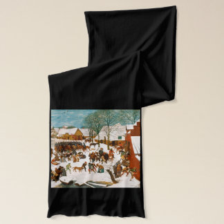 Massacre of the Innocents by Pieter Bruegel Scarf