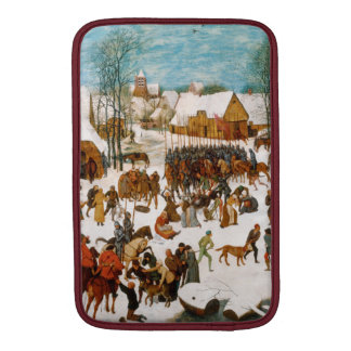 Massacre of the Innocents by Pieter Bruegel Sleeve For MacBook Air