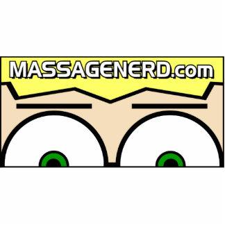 Massage Acrylic Cut Out