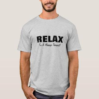 Massage Relax (customizable) T-Shirt