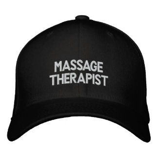 MASSAGE THERAPIST Baseball Cap