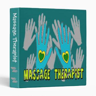 Massage Therapist BINDER