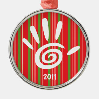 Massage Therapist Healing Hand Ornament