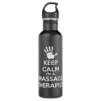 Massage Therapist - Keep Calm