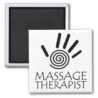 Massage Therapist Magnet