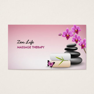 massage therapy business cards business card printing zazzle ca
