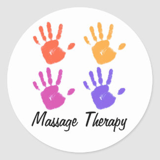 Massage Therapy sticker