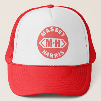 Massey Harris Tractor Vintage Hiking Duck Trucker Hat