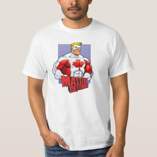 Massive Defender Shirt with Logo