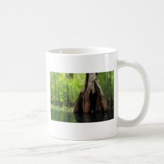 Massive Hollow Cypress Coffee Mug