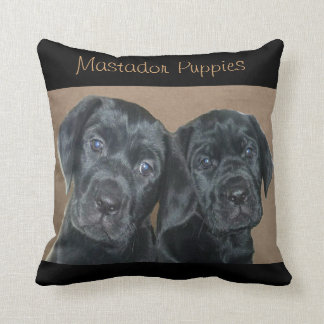 Mastador Puppies Pillow