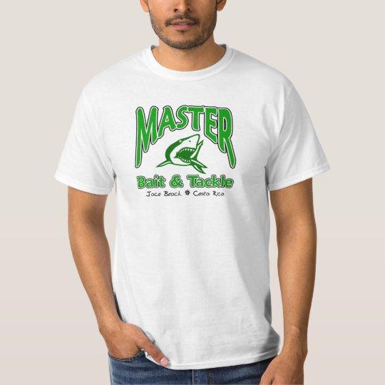 Master Bait & Tackle Shark, Jaco, Costa Rica T-Shirt