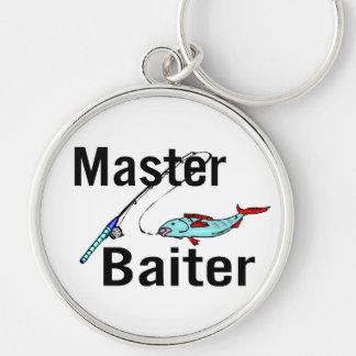 Master Baiter Keychain