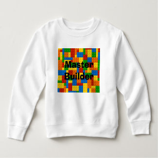 Master Builder Kids Blocks - Sweatshirt