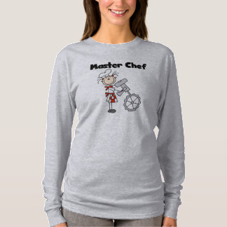 Master Chef - Female T-Shirt