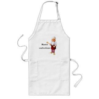 Master confectioner apron