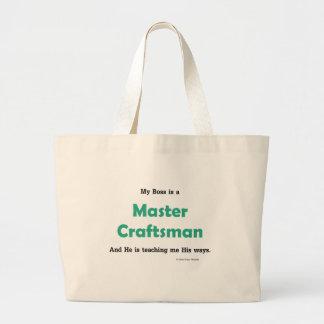 master craftsman tote bag