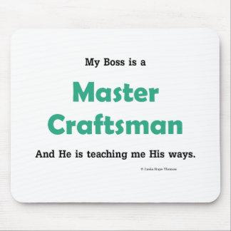 master craftsman mousepad