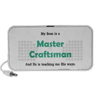master craftsman iPhone speakers