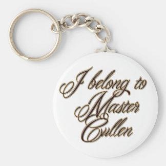 Master Cullen Keychain